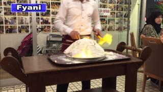 Hatay Medeniyetler Sofrasi Enfes Güzel lezzetleri ve benzersiz şov videosu