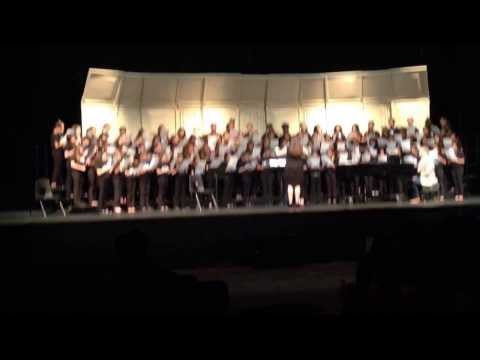 Avalon middle school chorus 6th grade sight reading #2