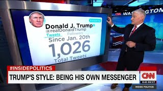 Trump as tweeter-in-chief - CNN
