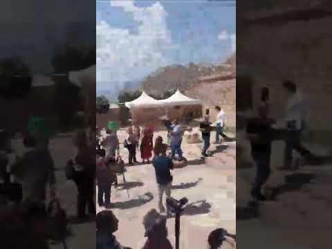 Պատարագ Աղթամարի Սուրբ Խաչ պատմական տաճարին մէջ