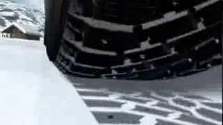 Зимние шипованные шины - Continental ContiIceContact