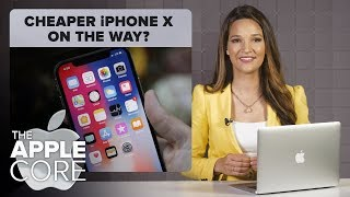 Apple bets on a cheaper iPhone X - CNETTV