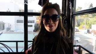 بالفيديو أمل العنبري: ترقبوني في مقابلة شيقة وأغنيتي الجديدة