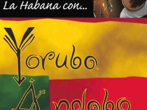 Yoruba Andabo - Rumba En La Habana Con... - Conga