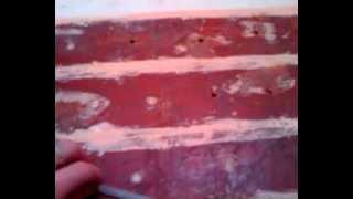 Техология восстановления (укрепления) деревянных полов....
