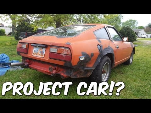 We're Getting a PROJECT Car