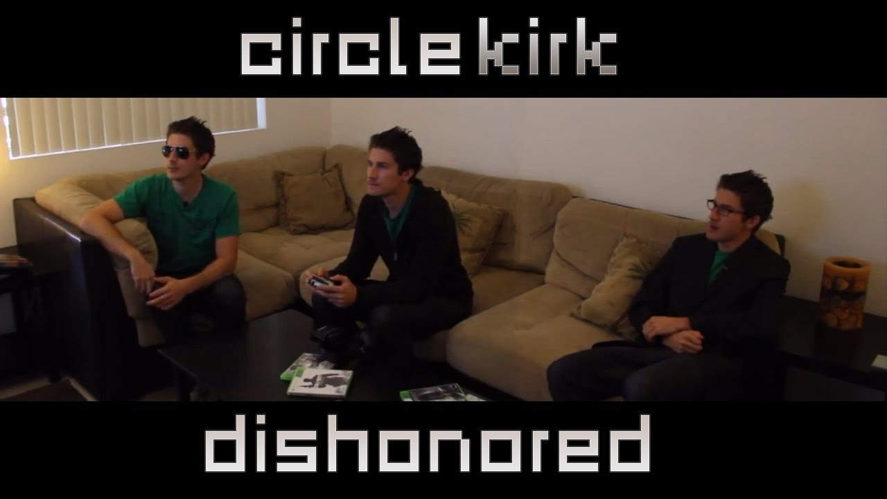 Dishonored Is A Single Player Game - CircleKirk