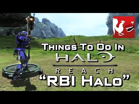 Things to do in: Halo Reach - RBI Halo