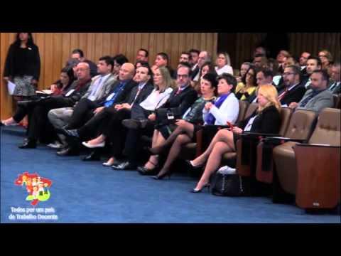 ASSERTTEM e TST realizam Simpósio sobre o Trabalho Temporário no Brasil e no mundo