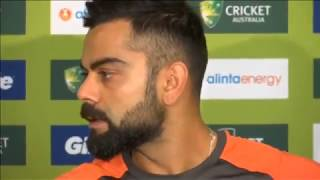 20 Nov, 2018: Minimise mistakes, heed details - Kohli tells India team mates - ANIINDIAFILE