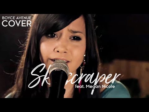 Demi Lovato - Skyscraper (Boyce Avenue &amp; Megan Nicole Acoustic Cover) on iTunes
