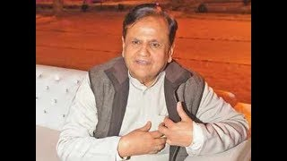 Organisational shuffle in Congress, Ahmed Patel appointed party treasurer - TIMESOFINDIACHANNEL