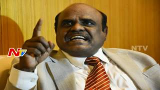 Justice Karnan asks New President Ram Nath Kovind to Reduce Sentence in His Case || NTV - NTVTELUGUHD