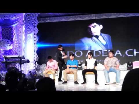 Hipnotis surabaya by Aldo Adela , Sulap Surabaya dan Magician Surabaya , Indonesia performance