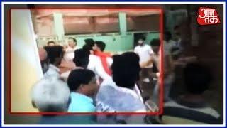 Shivraj Singh Chauhan की यात्रा के दौरान BJP कार्यकर्ता आपस में भिड़े | एक और एक ग्यारह - AAJTAKTV