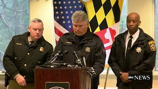 Officials give update on shooting at high school in Maryland - ABCNEWS