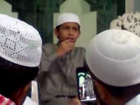 Qari Shoeb sharfuddin(world no.1 rank in qirat competition under 15 at Turkey, 2013)