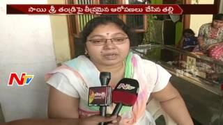 Cancer Patient Sai's Mother Demands Sumoto Case on Accusers || Vijayawada || NTV - NTVTELUGUHD