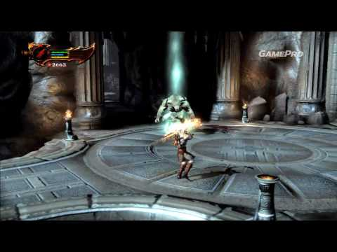 Vdeo ingame de God of War III