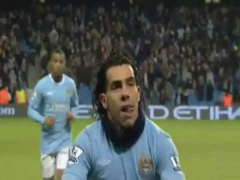 Tevez hece bailar a Inglaterra do the Tevez