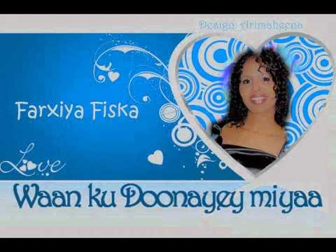 FARXIYA FISKA - DUGSIIYE - LYRICS 2012