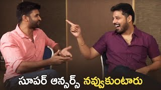 Actor Nandu and Kamal Kamaraju Superb Answers To Anchor Funny Questions | TFPC - TFPC