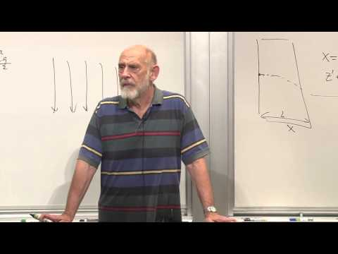 Einstein's Theory of Relativity Lecture 1