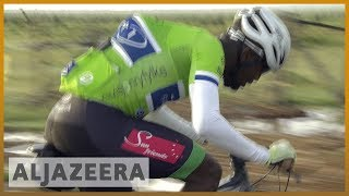 🇰🇪 The first African to qualify for Trans Siberian Cycle race | Al Jazeera English - ALJAZEERAENGLISH