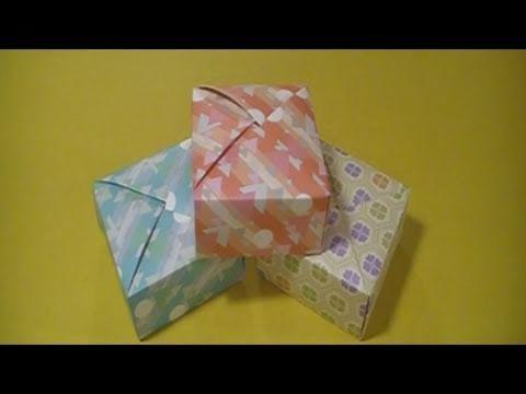 Origami Gift Box (Robin Glynn)
