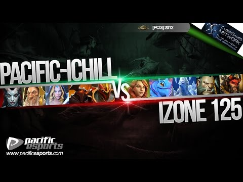 [PCGTPH Playoffs] Pacific-Ichill vs iZONE125