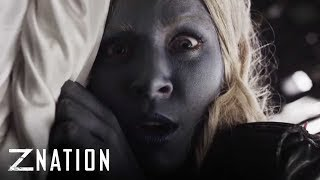 Z NATION | Season 4, Episode 3 Clip: The Vanishing | SYFY - SYFY