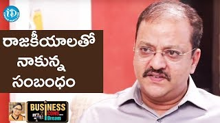 MD Sudhish Rambhotla About His Connections With Politicians || Business Icons With iDream - IDREAMMOVIES