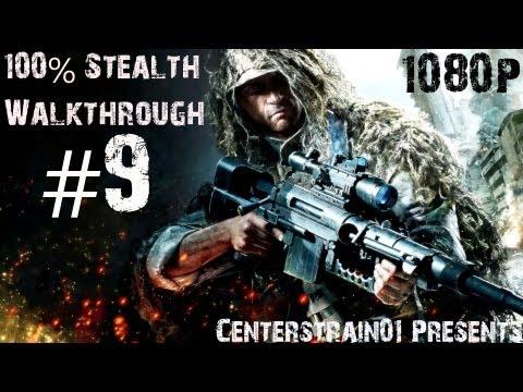 Sniper Ghost Warrior 2 Walkthrough  Part 9 Bad Karma(xbox360/1080p)
