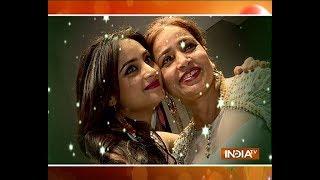 TV's Siya aka Madirakshi celebrates her mom's birthday with SBAS - INDIATV