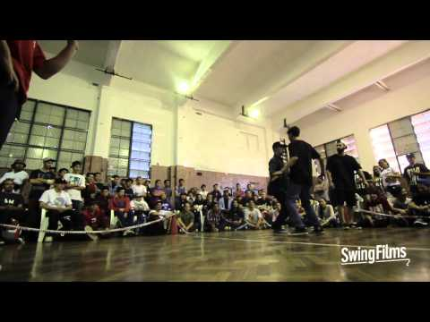 Zoo Attack vs Brasil Crew   BBoy Crew vs Crew   Raw Circles Argentina 2013   Top 16
