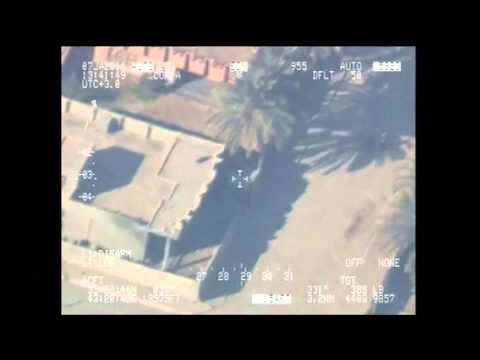 IRAQ ANBAR AIR STRIKES