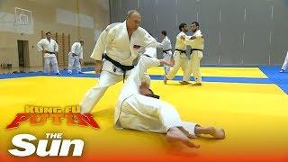 Kung Fu Putin - THESUNNEWSPAPER