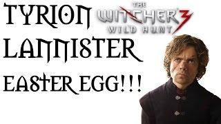 Easter Egg في لعبة The Witcher 3: Wild Hunt تلفت نظر معجبي Game of Thrones