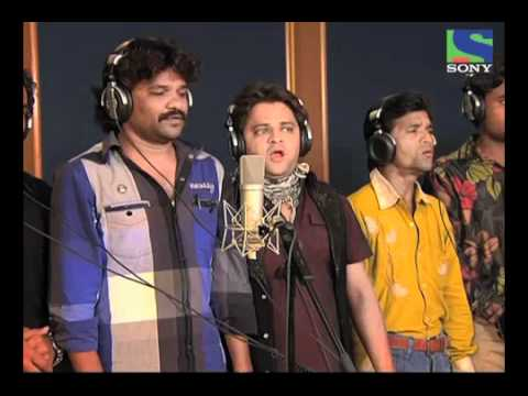 Deewana Group's outstanding recording performance- X Factor india - Episode 6 -  3rd June 2011