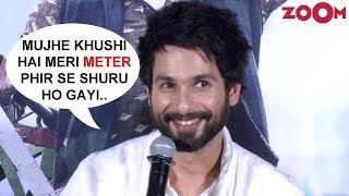 Shahid Kapoor On His Return After 'Padmaavat' | Batti Gul Meter Chalu - ZOOMDEKHO