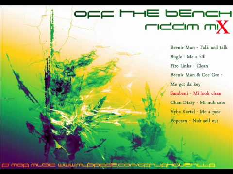 Off The Bench Riddim Mix [January 2012] [Fire Links Production]