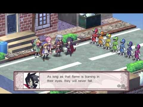 Disgaea 4 DLC (US) - The Fuka &amp; Desco show pt.19