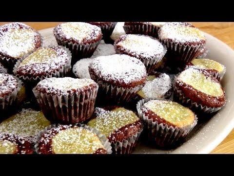 Brownie Cheesecake Bites - Recipe by Laura Vitale - Laura in the Kitchen Episode 167