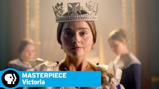 VICTORIA on MASTERPIECE | Season 2 | Official Trailer | PBS - PBS