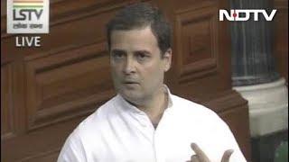 बड़े बिजनेसमैन के लिए पीएम मोदी सबकुछ करते हैं, मगर गरीबों के लिए नहीं: राहुल गांधी - NDTVINDIA