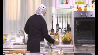 دجاج تندورى - خبز هندى - كيكة الاناناس - بطاطس بالبيض مع نجلاء الشرشابي