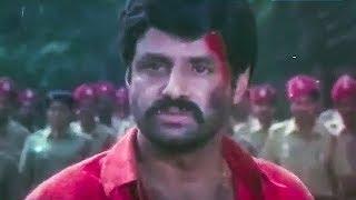 Balakrishna Climax Fight Scene - LEHRENTELUGU