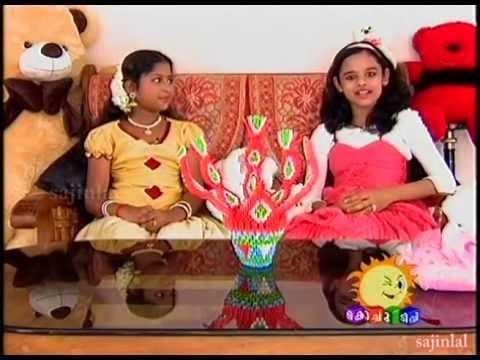Interview with Poornasree on Kochu TV in Manikutty.com