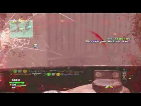 Riot Shield Owns Chopper! (MW3) [HD]