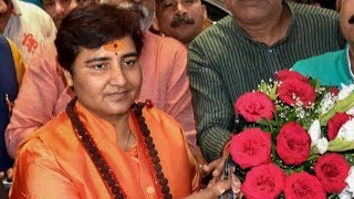 Relief for Sadhvi Pragya, NIA court rejects plea against nomination in 2019 elections - NEWSXLIVE